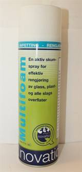 Multifoam 500ml fra Novatio